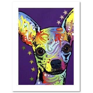 Dean Russo 'Chihuahua II' Paper Art