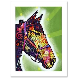 Dean Russo 'Horse II' Paper Art