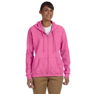 Heavy Blend Women's 50/50 Azalea Full-zip Hoodie