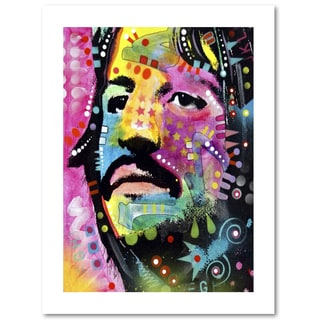Dean Russo 'Ringo Starr' Paper Art
