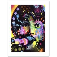 Dean Russo 'Paul McCartney' Paper Art