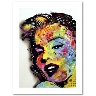 Dean Russo 'Marilyn Monroe II' Paper Art