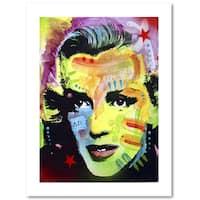 Dean Russo 'Marilyn Monroe I' Paper Art