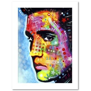 Dean Russo 'Elvis Presley' Paper Art
