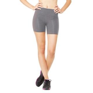 Fitted Women's Dark Grey Heather Short