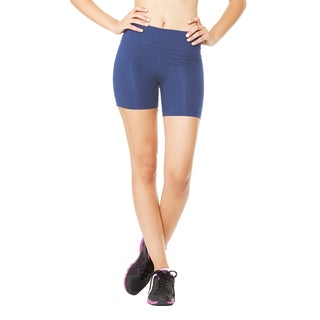 Fitted Women's Sport Dark Navy Short