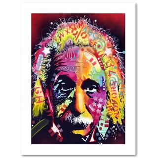 Dean Russo 'Einstein II' Paper Art