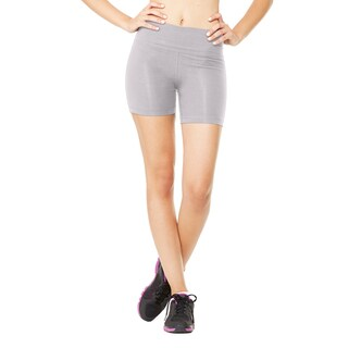 Fitted Women's Sport Women's Graphite Short