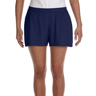 Women's Navy Performance Short Sport
