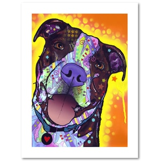 Dean Russo 'Daisy Pit' Paper Art