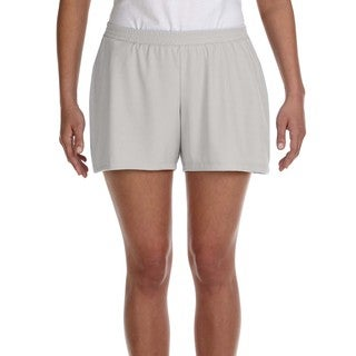 Women's Silver Performance Short Sport