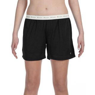 Polyester Women's Mesh Body Mesh Black Short (5 options available)