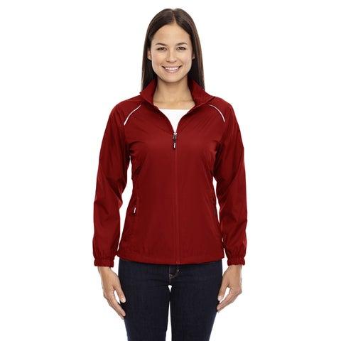 Motivate Women's Unlined Lightweight Classic Red 850 Jacket