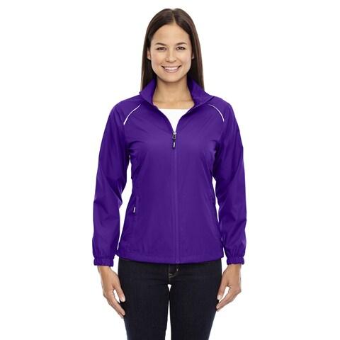 Motivate Women's Unlined Lightweight Campus Purple 427 Jacket