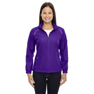 Motivate Women's Unlined Lightweight Campus Purple 427 Jacket