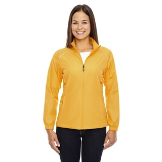 Motivate Women's Unlined Lightweight Campus Gold 444 Jacket