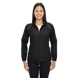 Motivate Women's Unlined Lightweight Black 703 Jacket