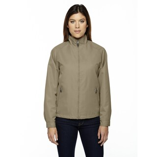 Mid-length Women's Micro Twill Limestone 825 Jacket