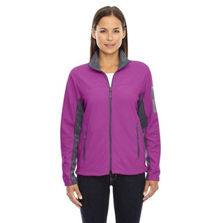 Micro-fleece Women's Fleece Plum Rose 889 Jacket