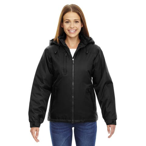 Insulated Women's Black 703 Jacket