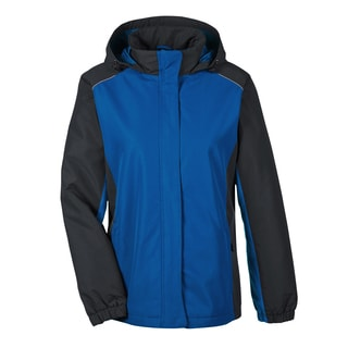 Inspire Women's Colorblock All-season Tr Roy/ Carbon 438 Jacket