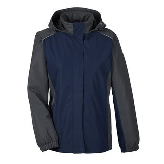 Inspire Women's Colorblock All-season Cl Navy/ Carbon 849 Jacket