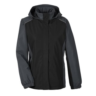 Inspire Women's Colorblock All-season Black/ Carbon 703 Jacket