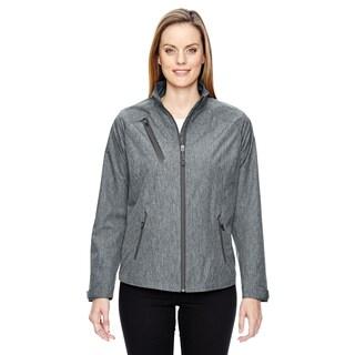 Frequency Women's Lightweight Melange Light Grey 443 Jacket