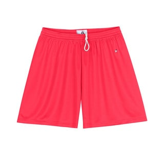 5-inch Women's B-dry Core Hot Coral Short