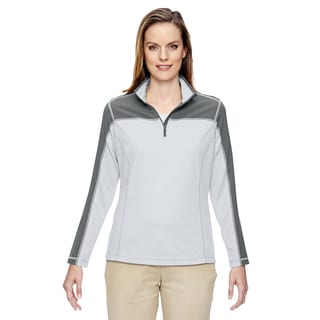 Excursion Women's Silver 674 Circuit Performance Half-zip