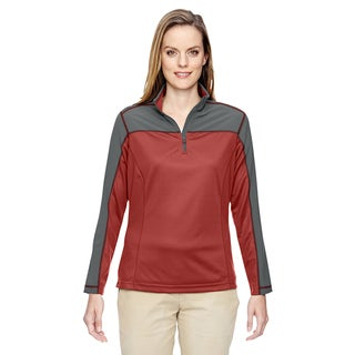 Excursion Women's Rust 489 Circuit Performance Half-zip
