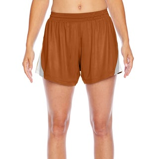 All Sport Women's Sport Burnt Orange Short