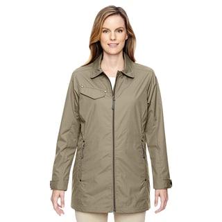 Excursion Women's Ambassador Lightweight with Fold Down Collar Stone 019 Jacket