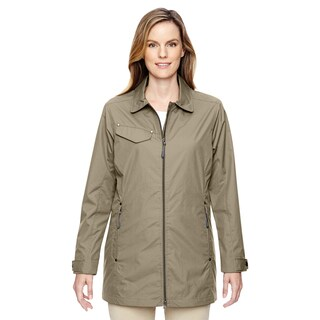 Excursion Women's Ambassador Lightweight with Fold Down Collar Stone 019 Jacket