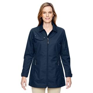 Excursion Women's Ambassador Lightweight with Fold Down Collar Navy 007 Jacket