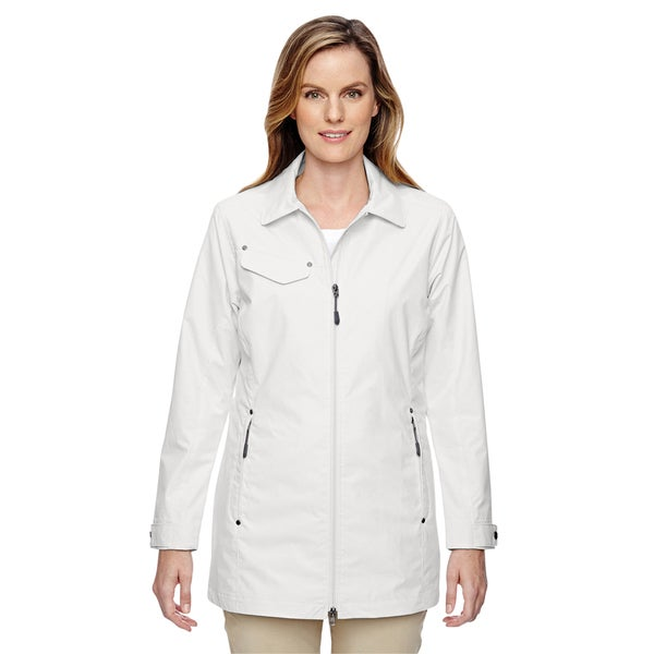 Excursion Women's Ambassador Lightweight with Fold Down Collar Crystal Qrtz 695 Jacket