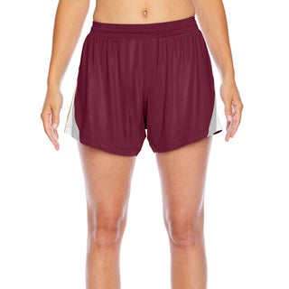 All Sport Women's Sport Maroon Short