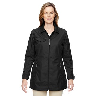 Excursion Women's Ambassador Lightweight with Fold Down Collar Black 703 Jacket