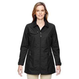 Excursion Women's Ambassador Lightweight with Fold Down Collar Black 703 Jacket