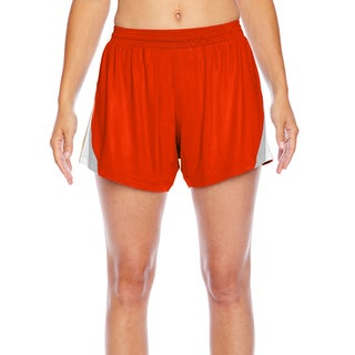 All Sport Women's Sport Orange Short