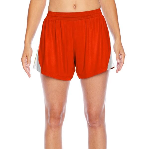 All Sport Women's Sport Orange Short