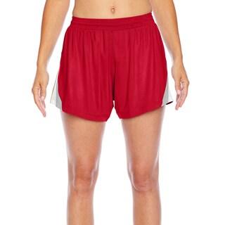 All Sport Women's Sport Red Short