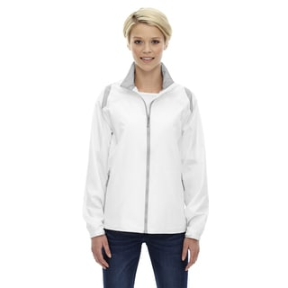 Endurance Women's Lightweight Colorblock White 701 Jacket