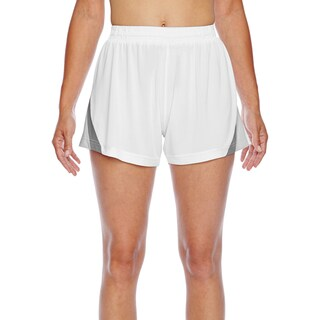 All Sport Women's White Short