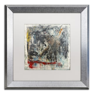 Joarez 'Furia e Paixao' Matted Framed Art