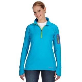 Flashpoing Women's Half-zip Atomic Blue Sweater