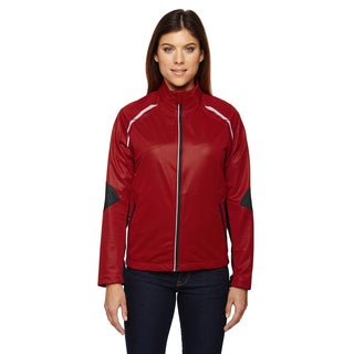 Dynamo Women's Three-layer Lightweight Bonded Performance Hybrid Olympic Red 665 Jacket