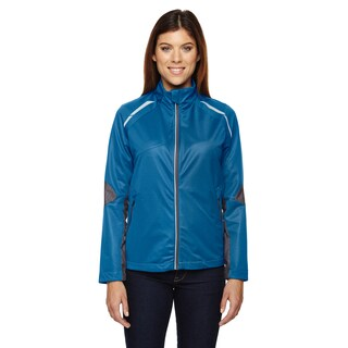 Dynamo Women's Three-layer Lightweight Bonded Performance Hybrid Olympic Blue 447 Jacket