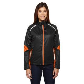 Dynamo Women's Three-layer Lightweight Bonded Performance Hybrid Black/ Mdrn 454 Jacket