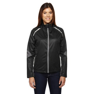 Dynamo Women's Three-layer Lightweight Bonded Performance Hybrid Black 703 Jacket